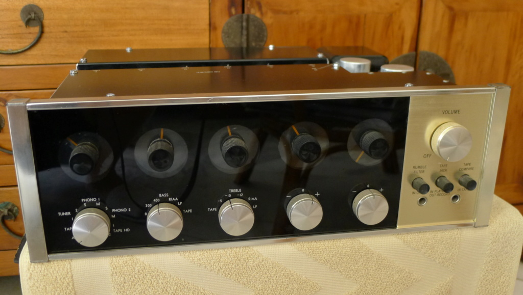 Mcintosh C-20 Tube Preamplifier - Vintage 1960 (Used) SOLD P1150438