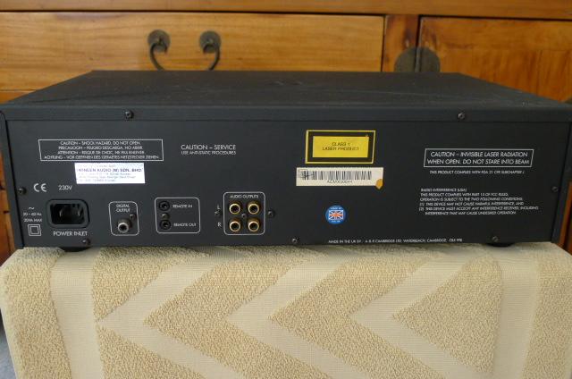 Arcam MCD Multi CD Changer 6-Disc (Used) P1150513