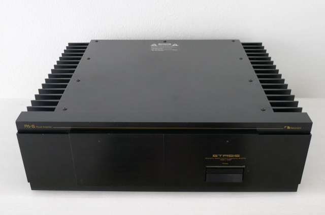 Nakamichi PA-5 Stereo Power Amplifier (Used) P1150522