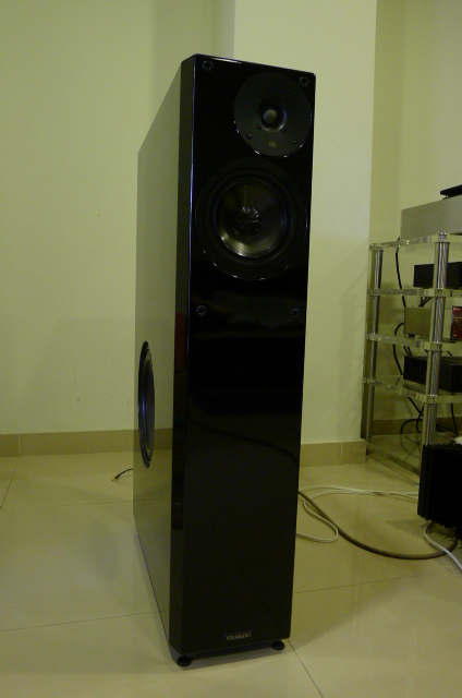 Focus Audio FS 88 Signature Floorstand Loudspeakers (Used) SOLD P1150538