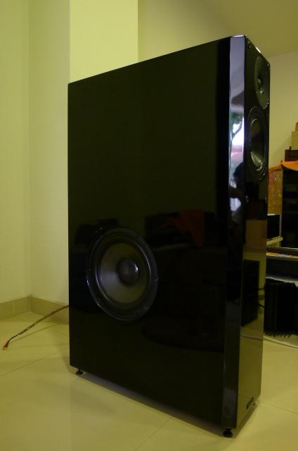 Focus Audio FS 88 Signature Floorstand Loudspeakers (Used) SOLD P1150539