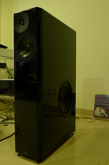 Focus Audio FS 88 Signature Floorstand Loudspeakers (Used) SOLD P1150540