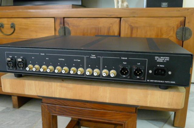 Krell KRC-3 Line Preamplifier (Used) P1150542