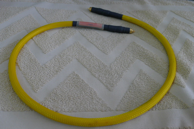Audiophiles For Audiophiles (AFA) ARES Digital Coaxial Cable (Used) SOLD P1150639