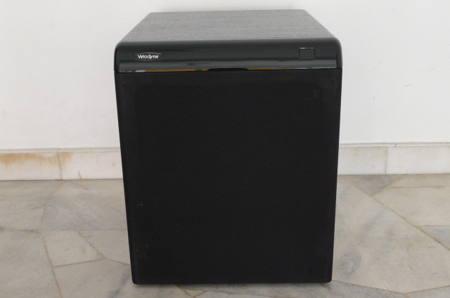Velodyne CHT-12Q 12-inch Active Subwoofer (Used) SOLD P1150712