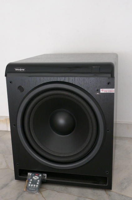 Velodyne CHT-12Q 12-inch Active Subwoofer (Used) SOLD P1150714
