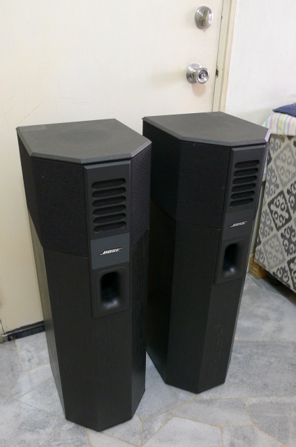 BOSE 701 Series 1 Floorstand Loudspeakers (Used) SOLD P1150719