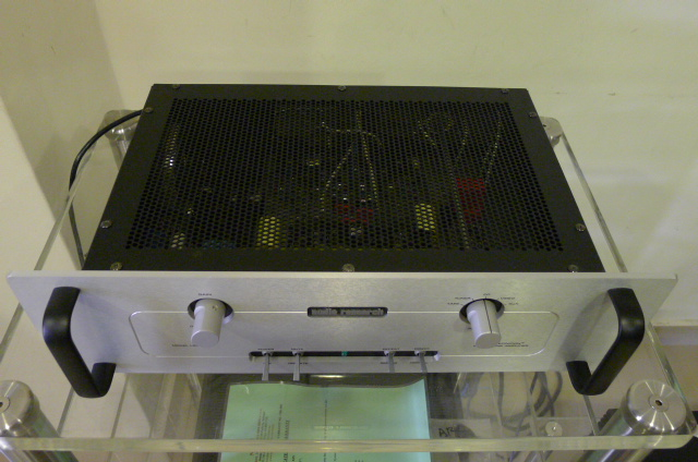Audio Research LS2 Tube Line Preamplifier (Used) SOLD P1150727