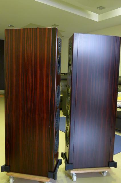 Vienna Acoustics Beethoven Concert Grand Floorstand Speakers, Rosewood Veneer (Used) SOLD P1150748