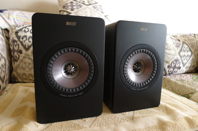 KEF X300A Wireless Speakers (Used) P1150833