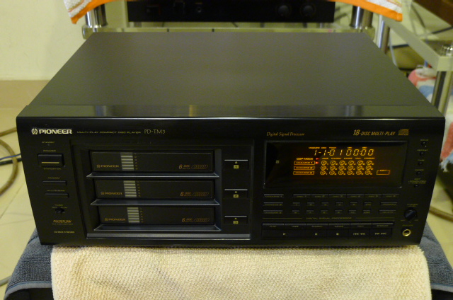 Pioneer Multi-Play CD Player PD-TM3 (Used) P1150838