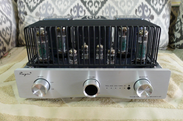 Cayin A-50T Vacuum Tube Integrated Amplifier (Used) SOLD P1150928