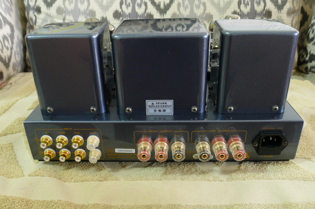Cayin A-50T Vacuum Tube Integrated Amplifier (Used) SOLD P1150930