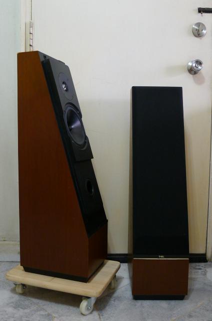 Thiel CS .5 Floorstand Speakers (Used) P1150932