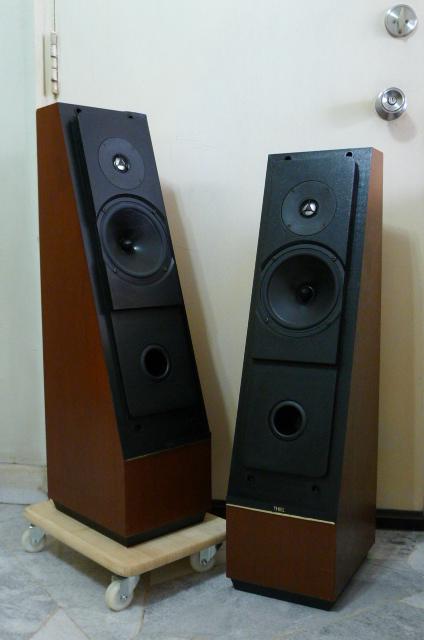 Thiel CS .5 Floorstand Speakers (Used) P1150934