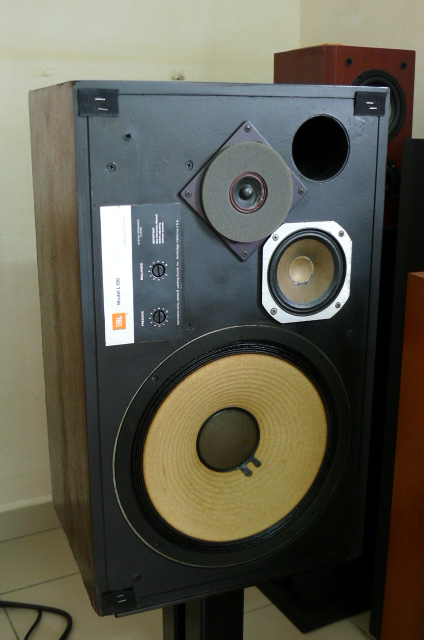 JBL L100 3-Way Loudspeakers (Used) P1150938