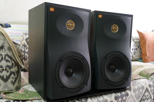 JBL 4206 Monitor Loudspeakers (Used) P1160011
