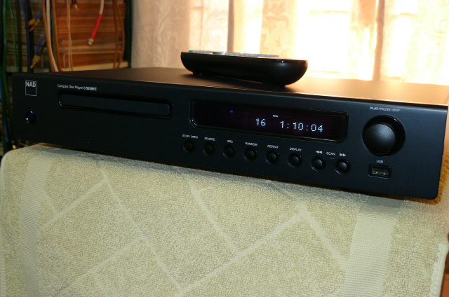 NAD CD Player C565BEE (Used) P1160032