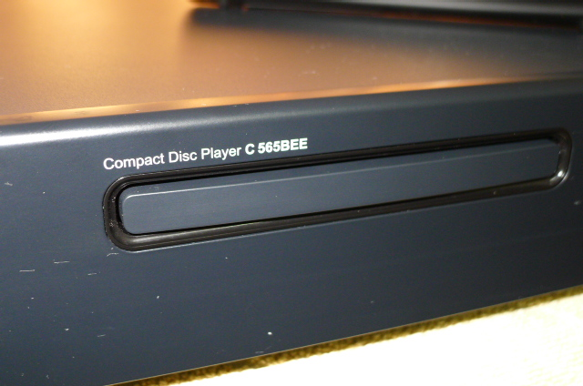 NAD CD Player C565BEE (Used) P1160033