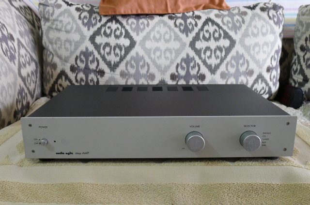 Audio Agile Model Step Integrated Amplifier (Used) P1160035