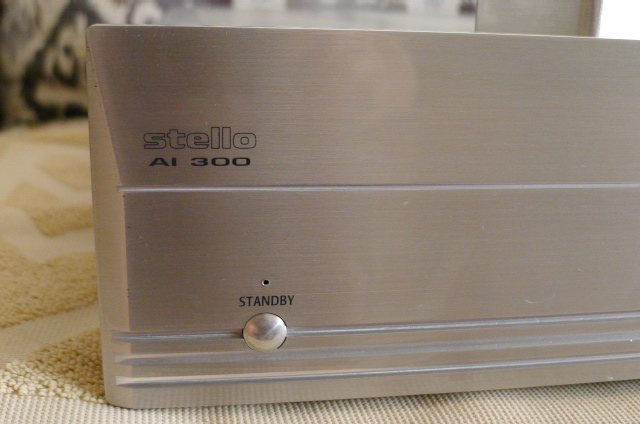 Stello AI 300 Stereo Integrated Amplifier (Used) P1160138