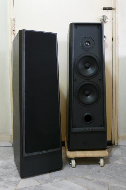 Polk Audio LS 50 Floorstanding Speakers (Used) SOLD P1160139