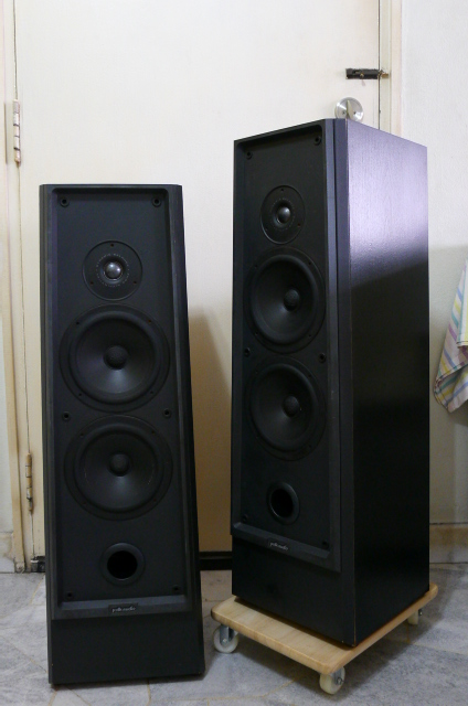 Polk Audio LS 50 Floorstanding Speakers (Used) SOLD P1160140
