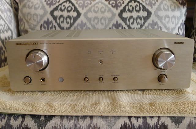 Marantz Integrated Amplifier PM6010 OSE (Used) P1160142