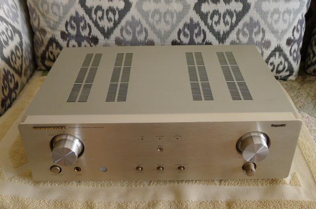 Marantz Integrated Amplifier PM6010 OSE (Used) P1160143