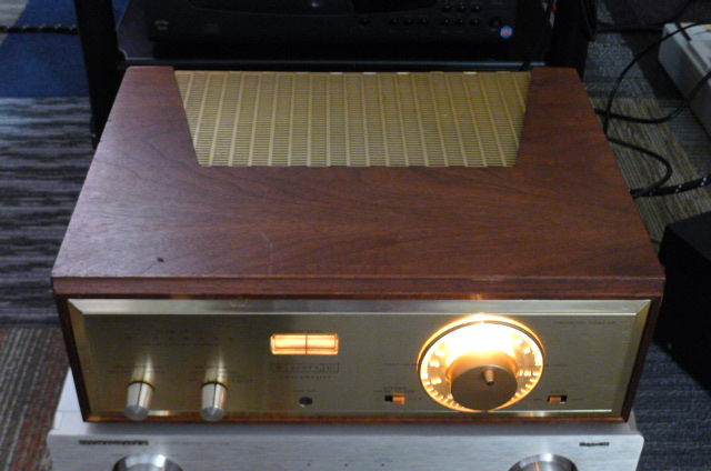 Scott LT-110 Wideband FM Multiplex Stereo Tuner (Used) SOLD P1160149