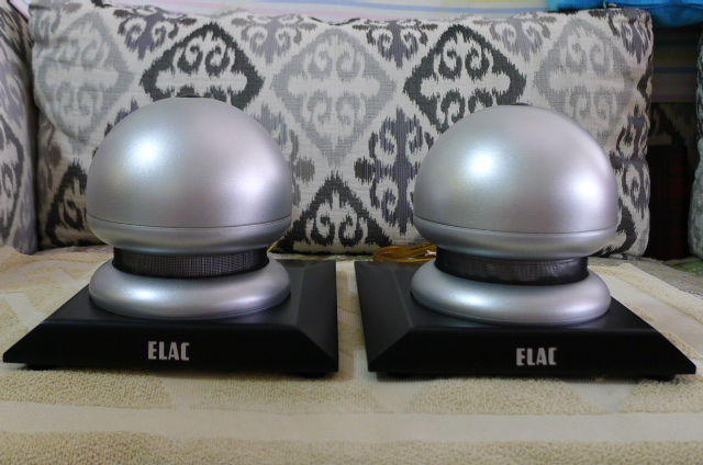 Elac CL 4Pi-Plus Omni-directional Ribbon Supertweeter (Used) P1160316