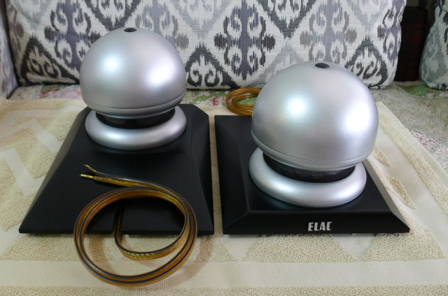 Elac CL 4Pi-Plus Omni-directional Ribbon Supertweeter (Used) P1160317
