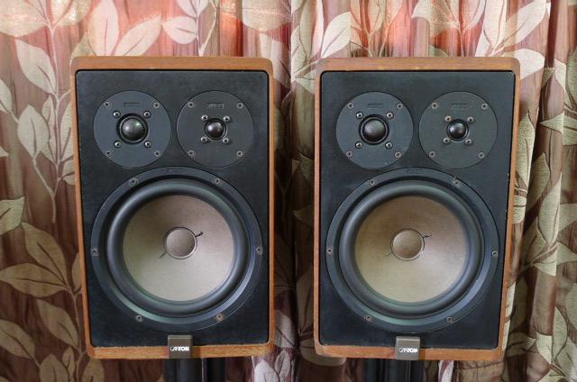 Canton Quinto 520 3-Way Speakers (Used) P1160331
