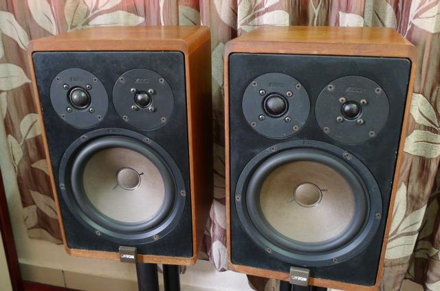 Canton Quinto 520 3-Way Speakers (Used) P1160332