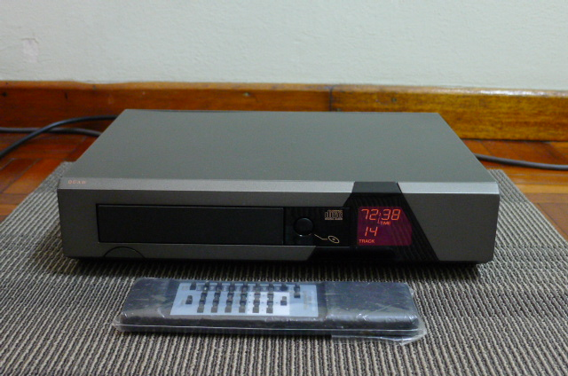 Quad Compact Disc Player CD 66 (Used) P1160449