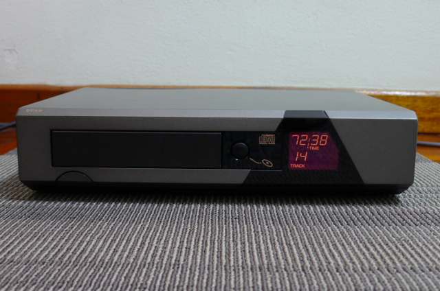 Quad Compact Disc Player CD 66 (Used) P1160450