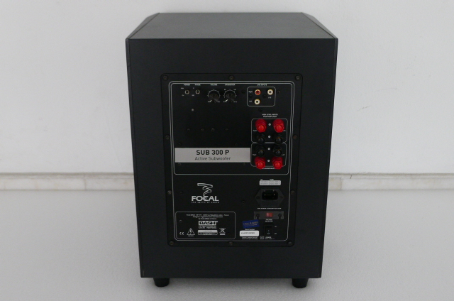 Focal Chorus 300P Actived Bass-Reflex Subwoofer (Used) P1160521