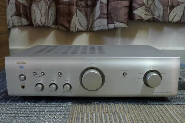 Denon Integrated Amplifier PMA-500AE (Used) SOLD P1160522