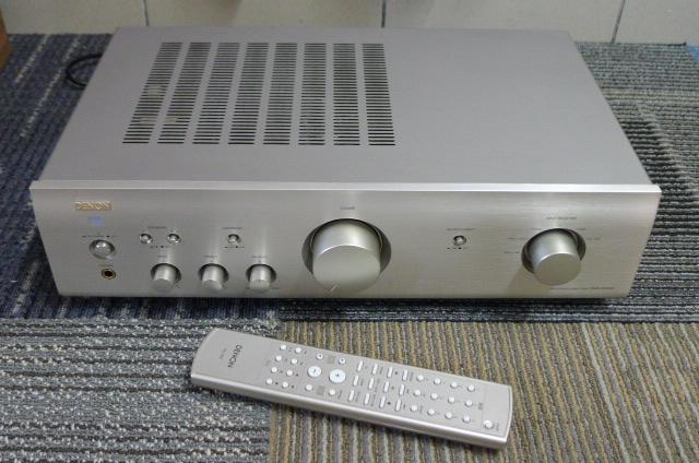 Denon Integrated Amplifier PMA-500AE (Used) SOLD P1160523