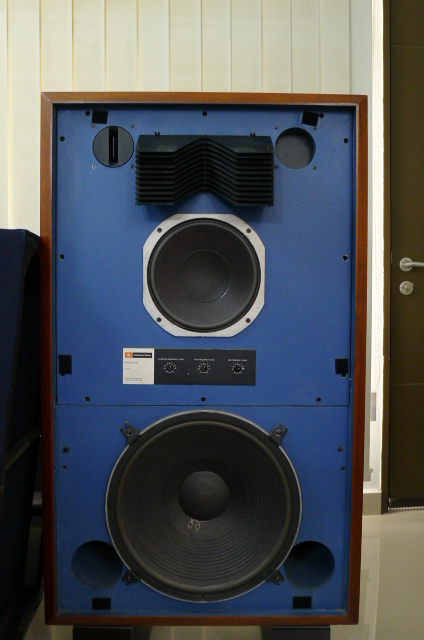 JBL 4343 Professional Series Studio Monitor Speakers (Used) SOLD P1160530