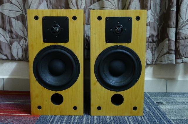 ProAc Studio One Loudspeakers (Used) P1160613