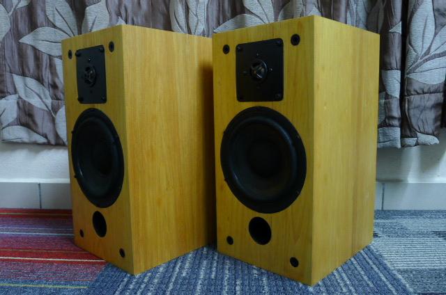 ProAc Studio One Loudspeakers (Used) P1160614