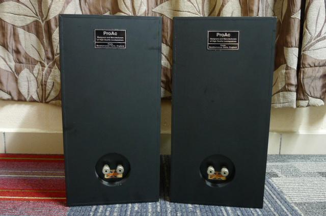 ProAc Studio One Loudspeakers (Used) P1160615