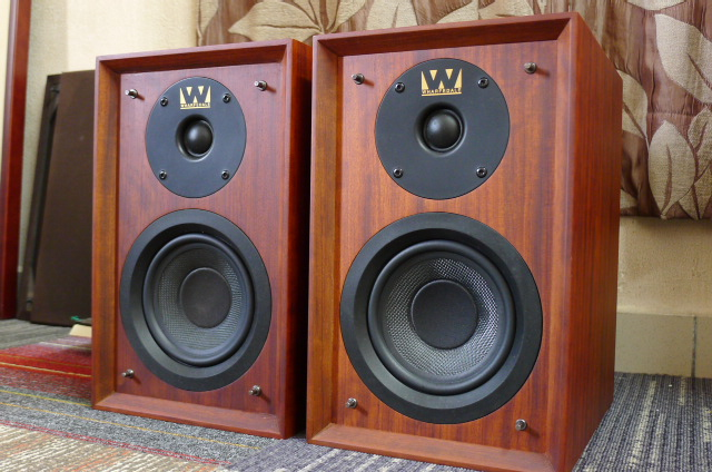Wharfedale Denton 80th Anniversary Limited Edition Speakers (Used) P1160618