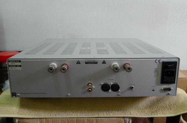 Bladelius Balder Stereo Power Amplifier (Used) P1160651