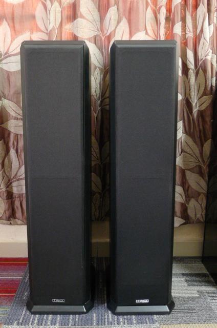 Mission 753 5-Drivers Floorstand Speakers (Used) SOLD P1160652
