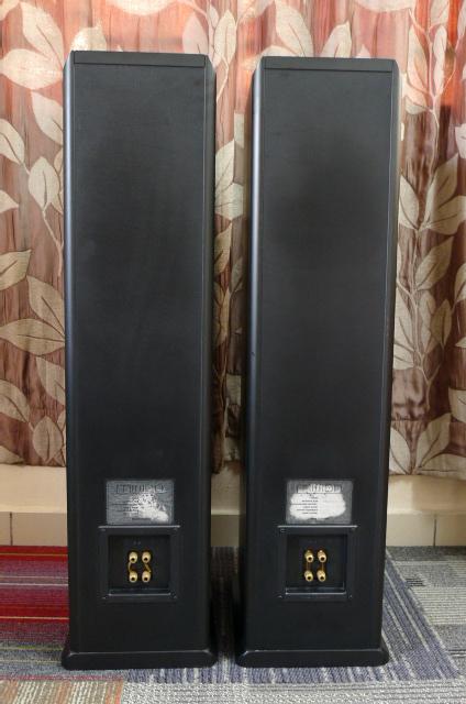 Mission 753 5-Drivers Floorstand Speakers (Used) SOLD P1160653