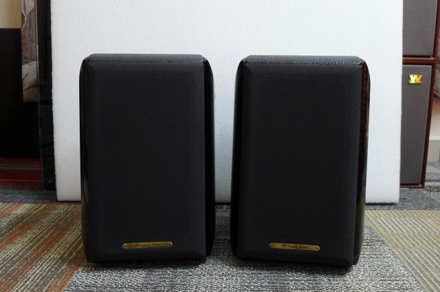 Sonus Faber Concertino Home Loudspeakers (Used) SOLD P1160667