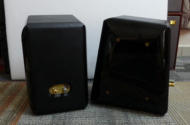 Sonus Faber Concertino Home Loudspeakers (Used) SOLD P1160668