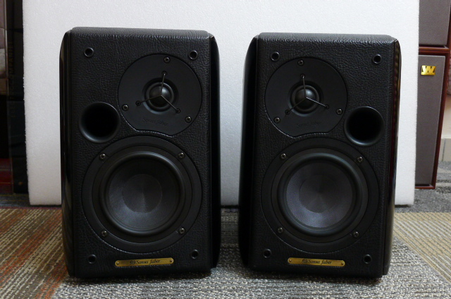 Sonus Faber Concertino Home Loudspeakers (Used) SOLD P1160669
